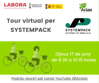 Tour virtual pe Systempack