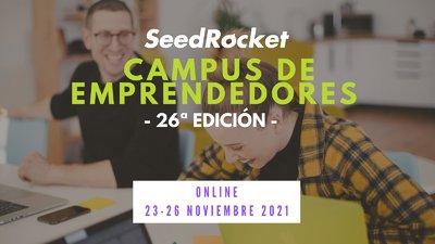 Convocatoria SeedRocket