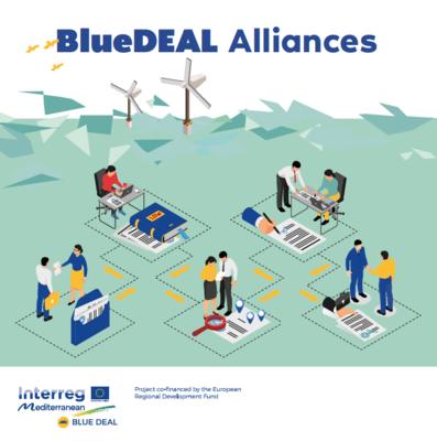 BLUE DEAL busca startups y centros de investigación para crear una Alianza Transnacional de Energía Azul