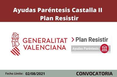 Ayudas Plan Resistir Castalla