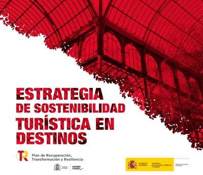 Convocatoria Estrategia Sostenibilidad Turistica Destinos 2021 España