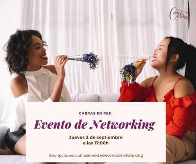 Networking septiembre 21 cabras red