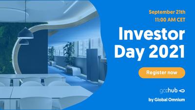 Investor Day 2021