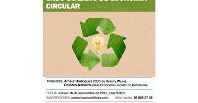 webinar economía circular