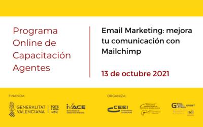 Email Marketing: mejora tu comunicación con Mailchimp