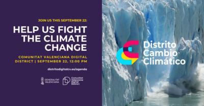 Jornada informativa Distrito Cambio Climático