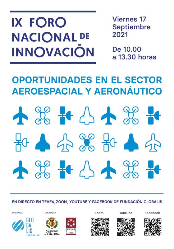 IX Foro Nacional de Innovación: Oportunidades en el sector Aeroespacial y Aeronáutico