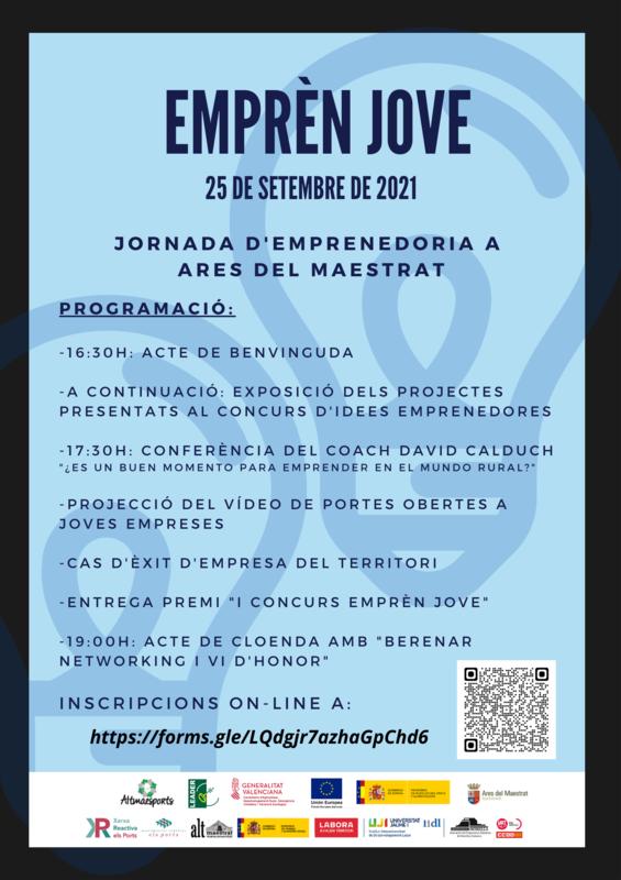 Emprenjove Els Ports Alt Maestrat