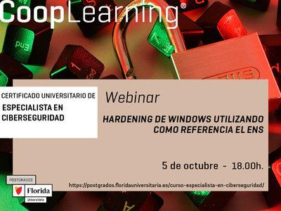 Hardening de Windows utilizando como referencia ENS