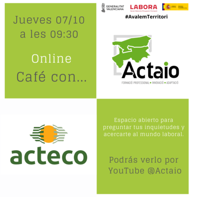 Con café con Acteco