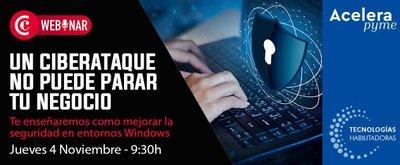 Webinar Ciberataque