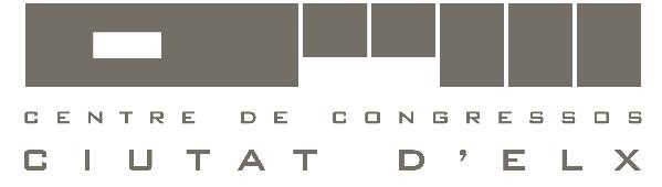 """Centro de Congresos """"Ciutat d'Elx"""""""