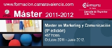 Master en marketing y Comunicaci�n