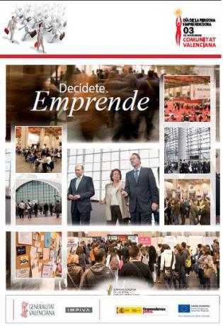 Revista Día de la Persona Emprendedora 2011