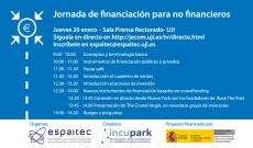 jornada financiaci�n espaitec