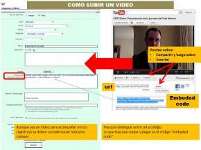 3.1. Multimedia, ¿cómo subir videos al portal?