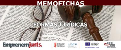 A Formas Jurídicas