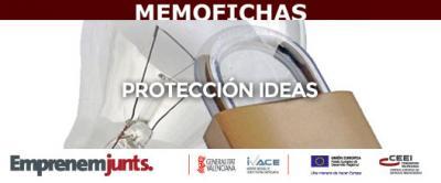 F Protección de ideas