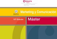 Master en Marketing y Comunicaci�n (10� edici�n)
