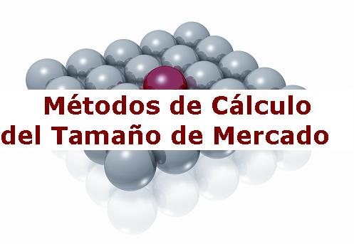 Guía: Métodos de cálculo del tamaño de mercado