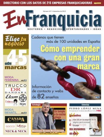 Revista EnFranquicia nº147