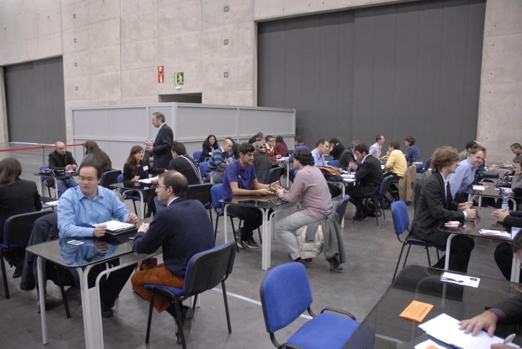 320 DPECV2012 Speednetworking