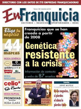 Revista EnFranquicia nº148