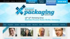 2nd Annual European Packaging Summit 2013
