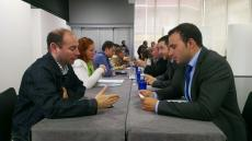 ENREDATE ELX 2013 - 07 - SPEED NETWORKING
