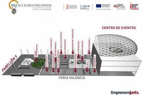 Pabellón 5 Feria Valencia 3D