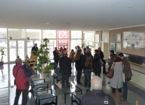 Proyecto MER visita CEEI Valencia