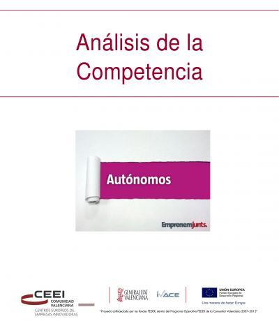 Manual para Autónomos: Análisis de la Competencia