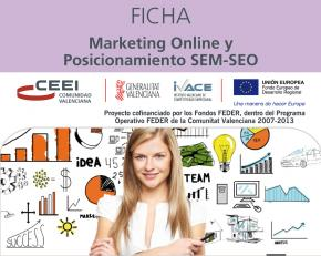 Marketing Online y Posicionamiento SEM-SEO