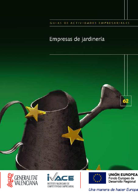 Empresas de jardiner a gu as sectoriales emprenemjunts for Empresas de jardineria