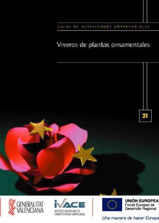 Vivero de plantas ornamentales