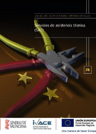 Comercio mayorista y minorista. Servicios de asistencia técnica (SAT)