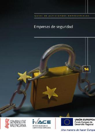 Empresas de seguridad