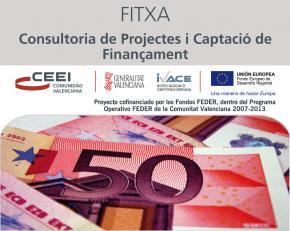Consultoría de proyectos y captación de financiación
