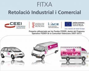 Rotulación industrial y comercial
