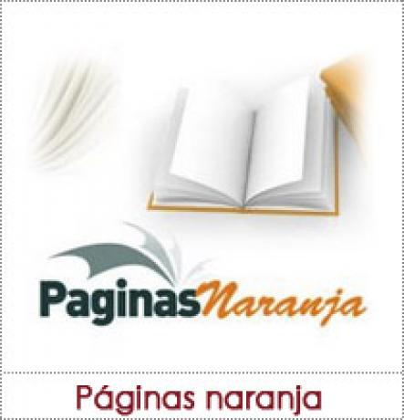 Páginas Naranja Banner portada