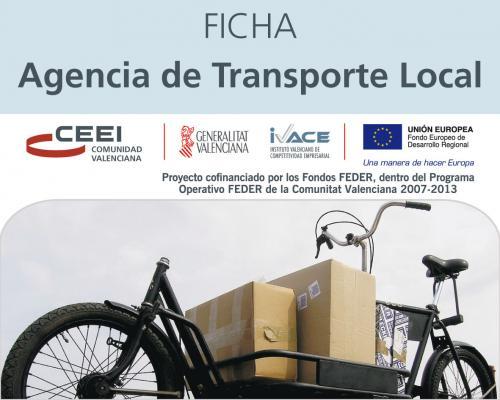 Agencia de transporte local