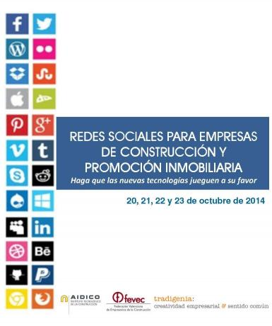 REDES SOCIALES PARA EMPRESAS DE CONSTRUCCIÓN Y PROMOCIÓN INMOBILIARIA