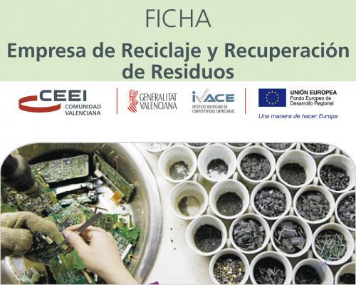 Empresa de Reciclaje y Recuperación de Residuos