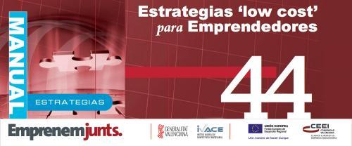 Estrategias 'Low Cost' para Emprendedores (44) Imagen Manuales