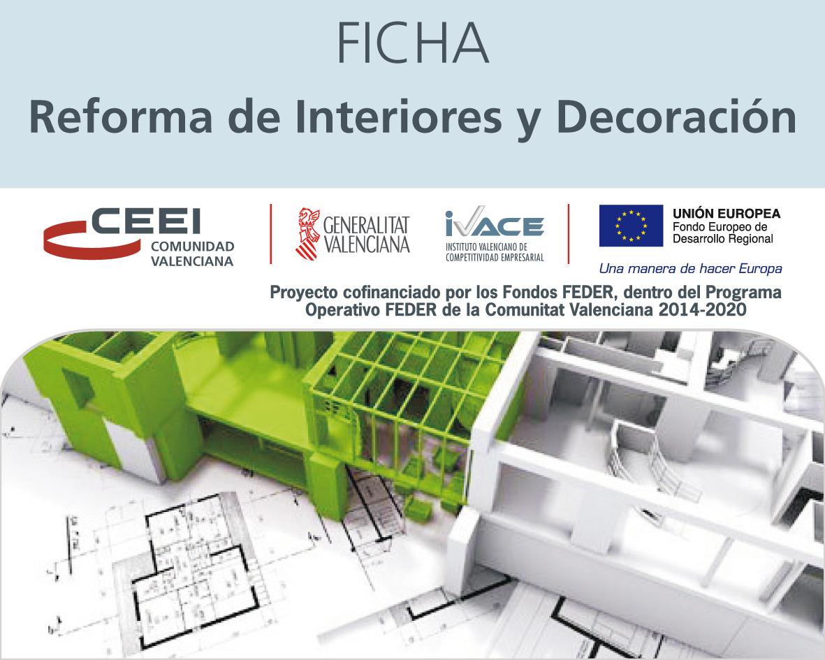 Reforma de interiores y decoraci n fichas emprenemjunts - Reforma de interiores ...