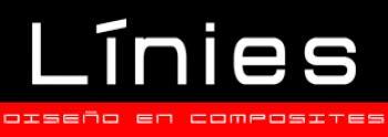 compolinies/linies diseño en composites