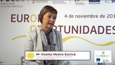 Entrevista Mª Vicenta Mestre FIPCV15