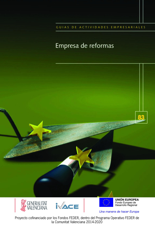 Empresa de reformas gu as sectoriales emprenemjunts for Empresas de reformas