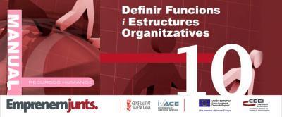Definir funcions i estructures organitzatives