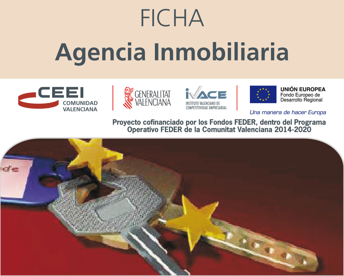 Agencia inmobiliaria fichas emprenemjunts for Agencia inmobiliaria